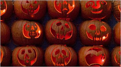 Asal usul Halloween