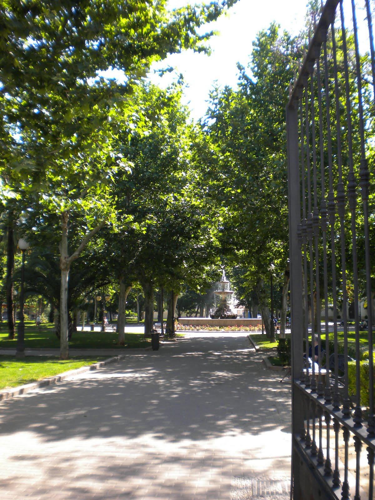 Cordoba encrucijada de culturas jardines de colon - Jardines cordoba ...