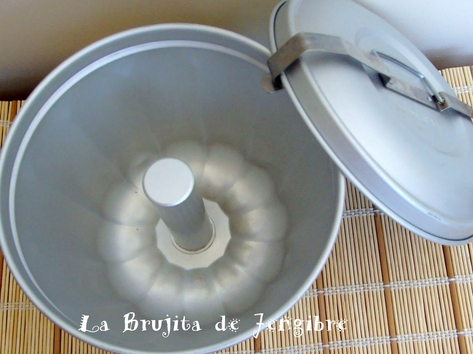 La brujita de jengibre flan r stico de nuez con salsa de - Flan de huevo al bano maria en olla express ...