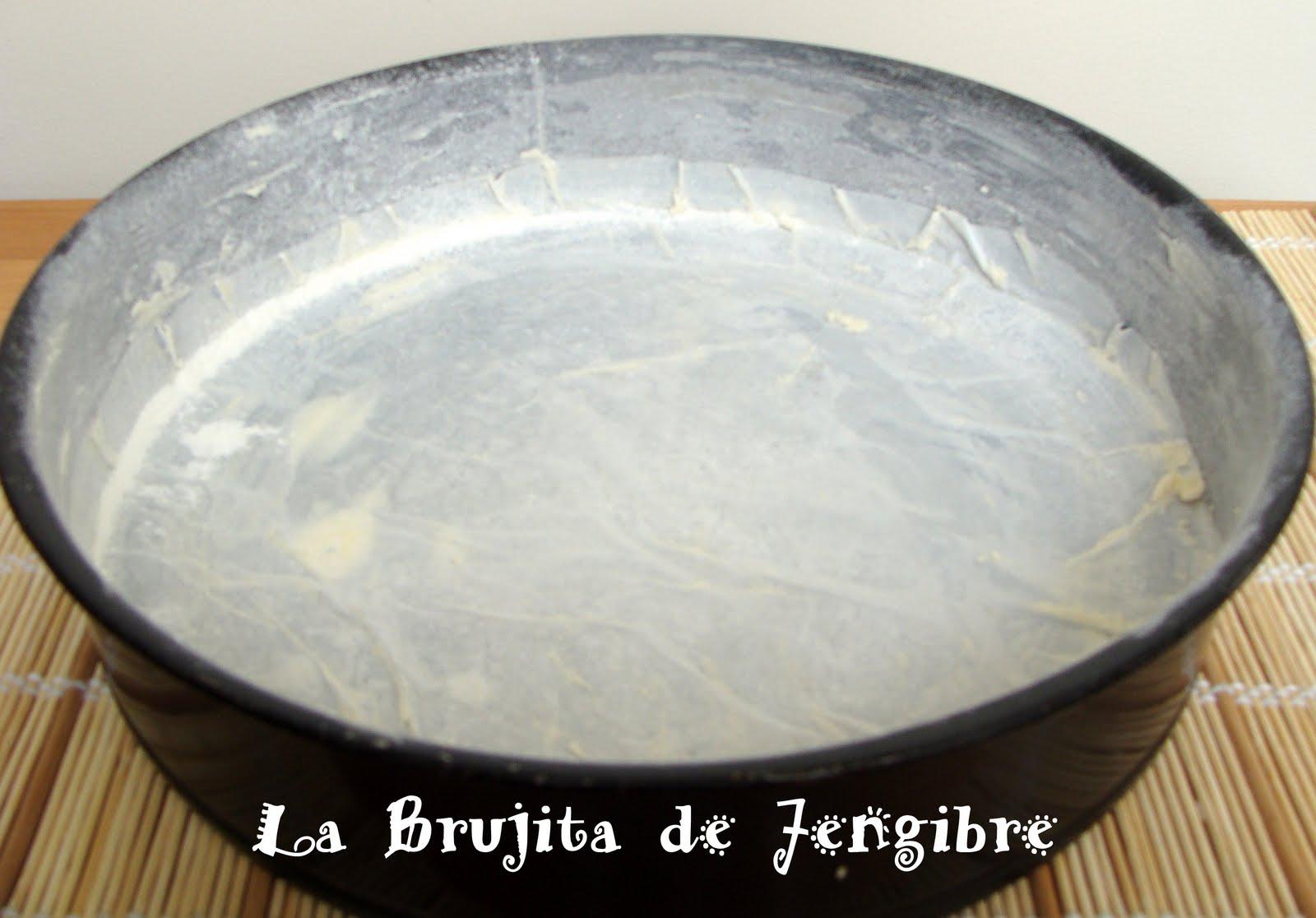Baño Turco Temperatura Normal:La Brujita de Jengibre: QUEQUE DE POLENTA CON MIEL EN POLVO Y BAÑO DE