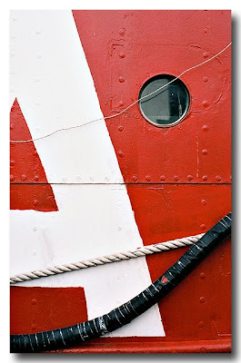 Lightship Abstract