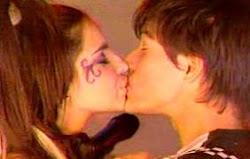 o beijo!!!!!!