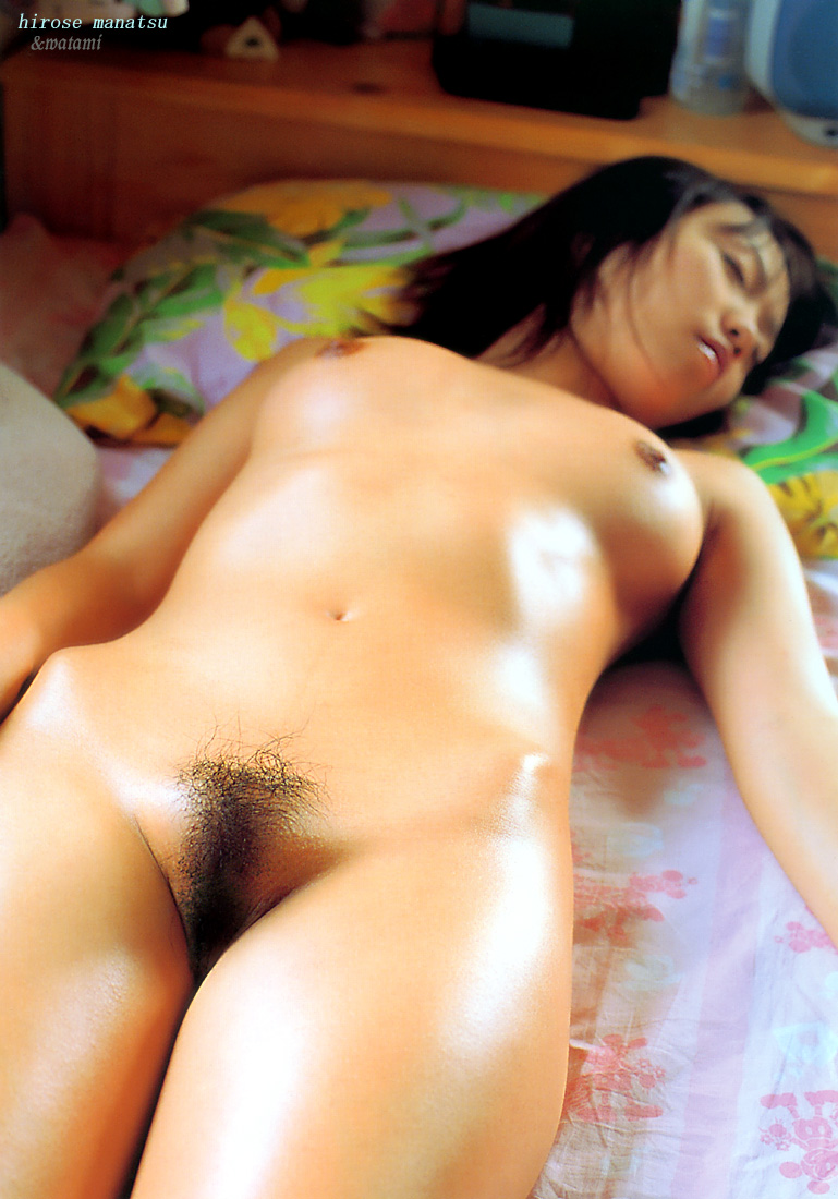 Hirose Manatsu Japonesa Nua Em Fotos