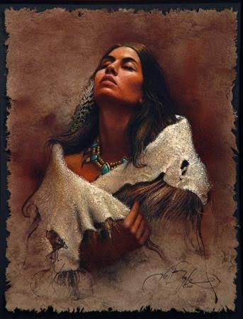 ceremonia pipa nativos americanos
