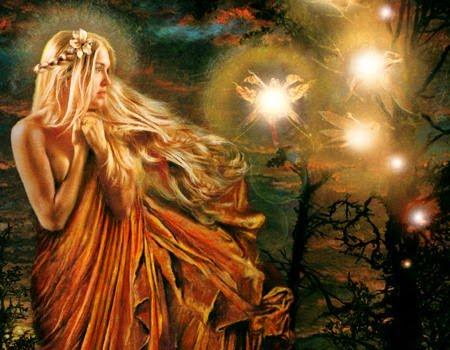 Diosa Sacerdotisa arquetipo femenino