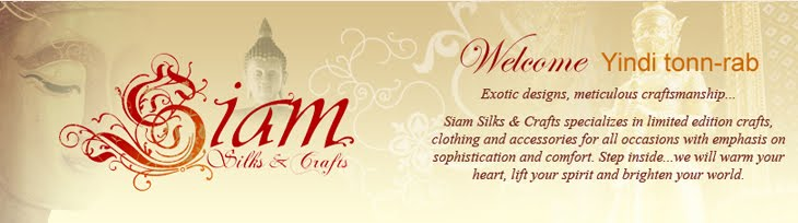 Siam Silks & Crafts - Snazzy Clothing and Accessories