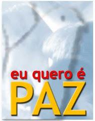A PAZ É UM TRABALHO INTERIOR