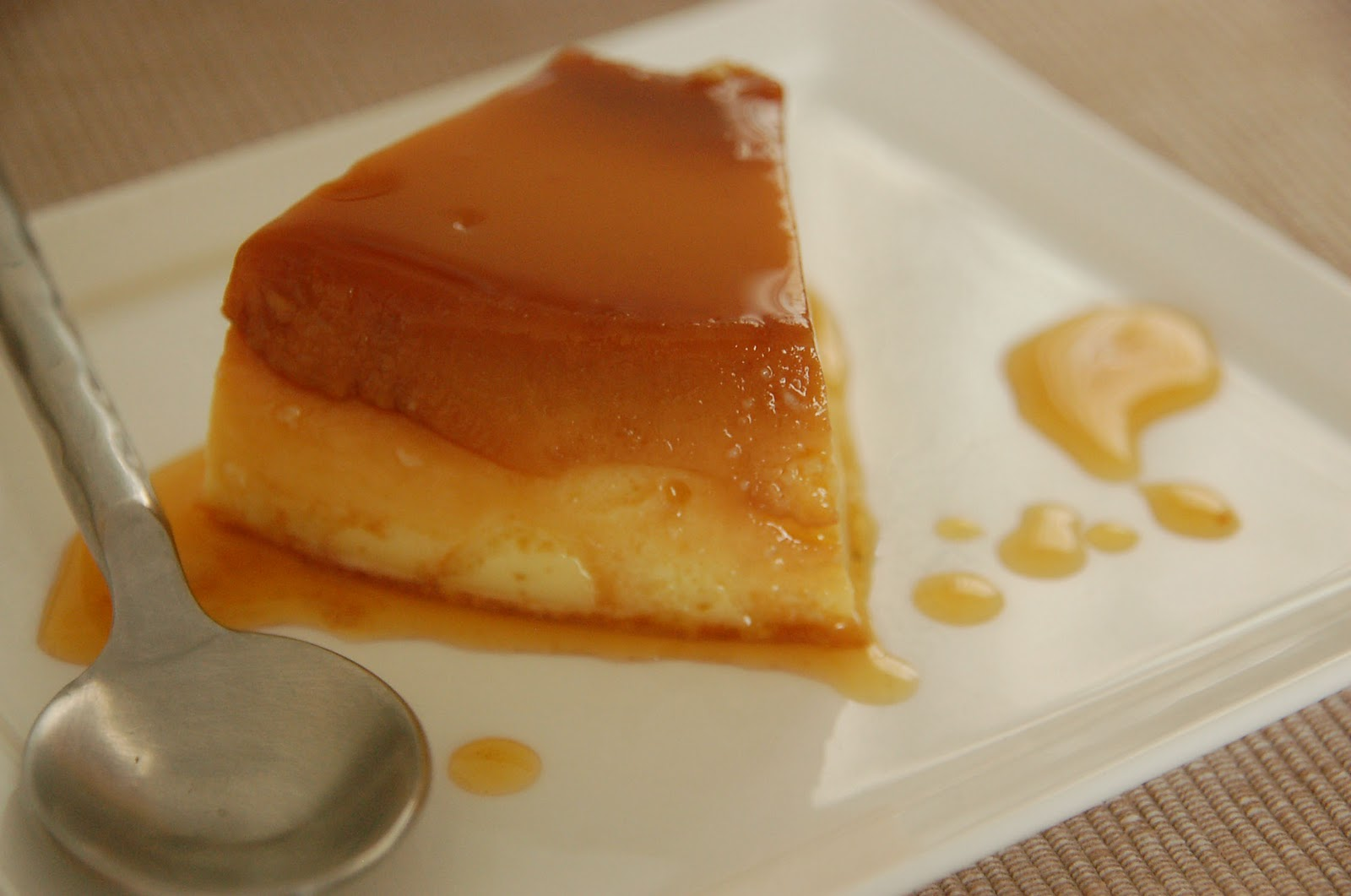 leche flan thesis Evaporated and sweetened condensed milk create a rich and easy to make dulce de leche flan garnish with whipped cream, chocolate shavings or dulce de leche.