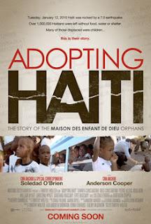 adopting haiti movie poster