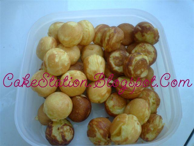 Note from the Chef: Poffertjes Tabur Keju