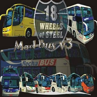18 Wheels Of Steel Haulin Otob  S Modu S  R  M 3  Mod Bus V3