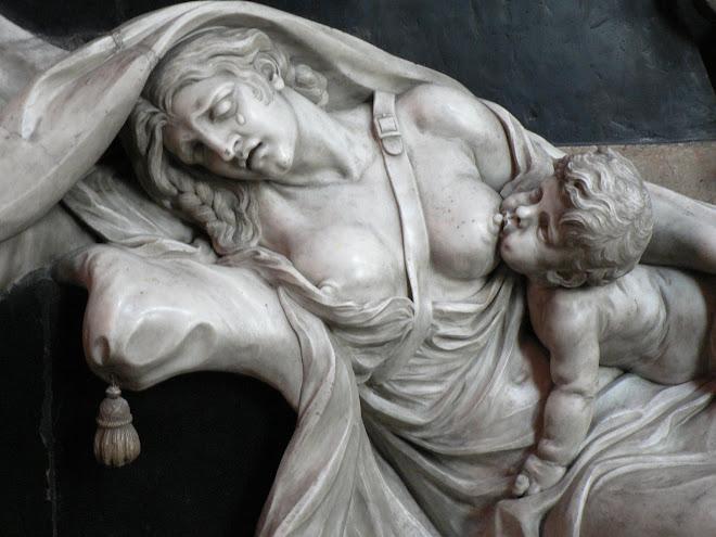 Eglise Bonsecours, monument funéraire de Stanislas