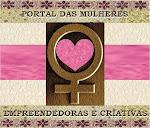 Faço parte: Portal das Mulheres Empreendedoras e Criativas