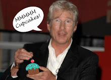 The Other Loves of My Life...Richard Gere & Cupcakes!