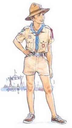 Noms de camps de scouts