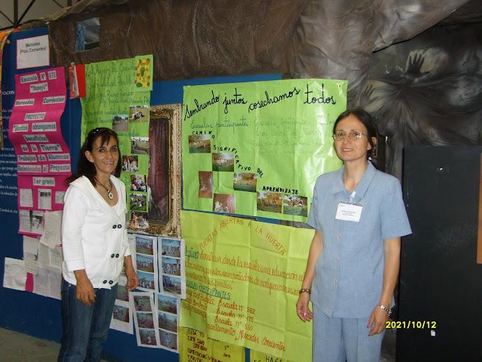 proyecto Huerta Escuela Rural