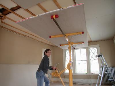 Dover projects how to drywall a ceiling for What is the best way to hang pictures on drywall