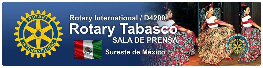 ROTARY TABASCO D4200