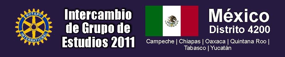 calendario 2011 mexico. IGE 2011 MÉXICO