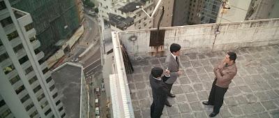 корейский криминальный фильм  - На прослушке (Overheard, 2009)