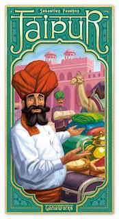 Настольная игра jaipur