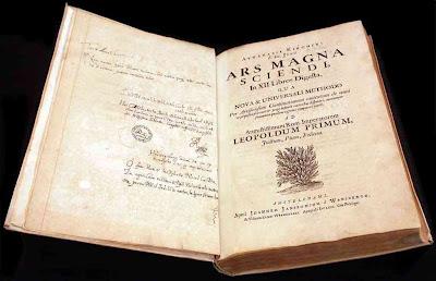 Книга Атанасиуса Кирхера - Ars magna