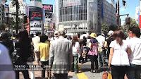 Путешествие по городу Токио, Япония