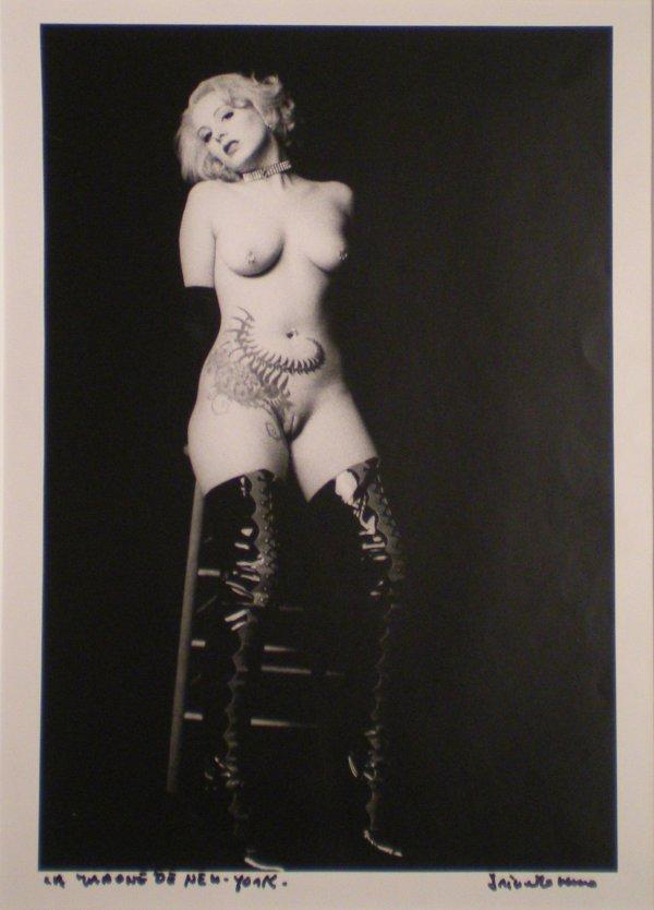 Naked Eva Ionesco Nude
