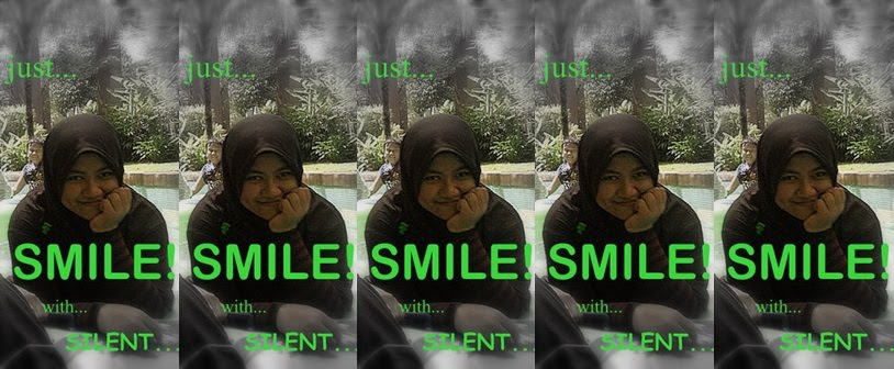 just SMILE with SILENT