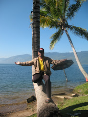 Indahnya Danau Singkarak