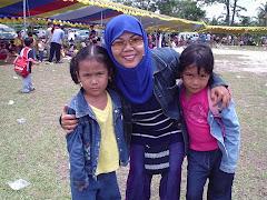 Aku dan Dua Gadisku