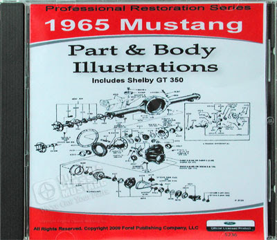 Virginia classic mustang blog july 2011 mustang body and parts illustration manuals on cds or instant ebook downloads fandeluxe Image collections
