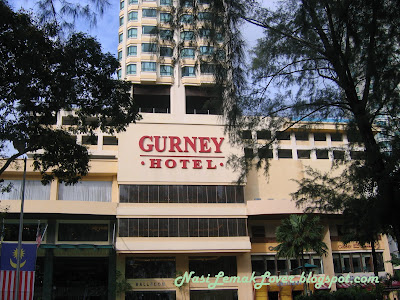 Nasi lemak lover hotel and surrounding gurney drive penang for Gurney hotel penang swimming pool