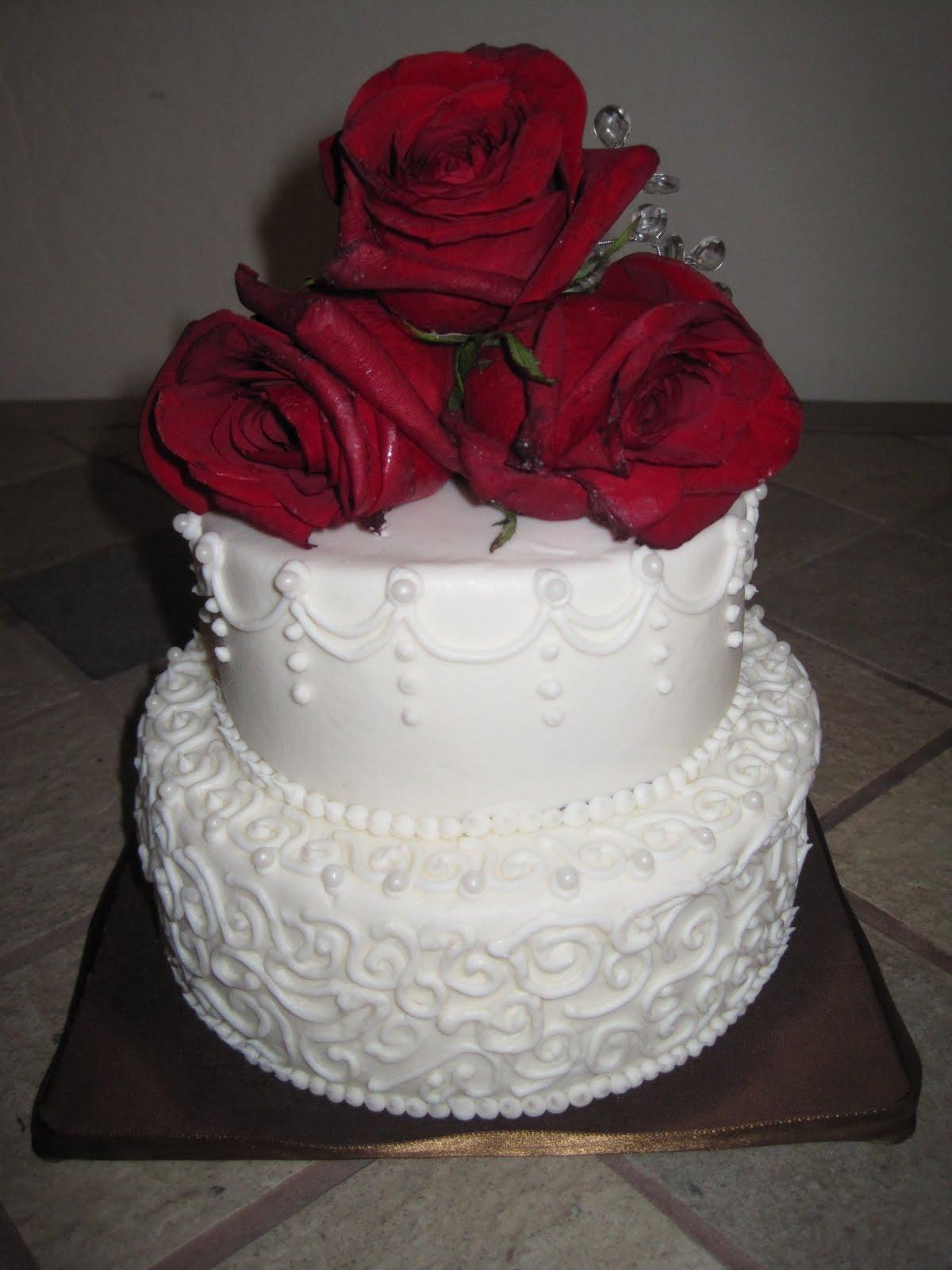 Custom Cakes Anniversary Cake