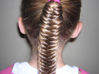 fishbone braid instructions - photo #13