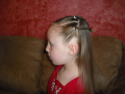 hairstyle for school girls