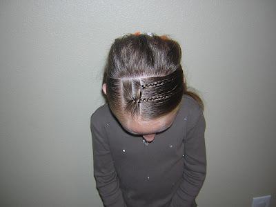 princess prom hairstyle