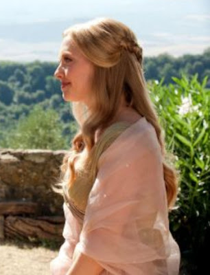 letters to juliet braided wedding hairstyle