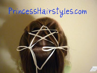 fourth of july hair idea