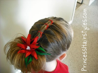 ribbon braiding