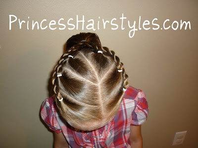 Site Blogspot  Hairstyles  School on For School We Added This Cute Flower For Some Flair  Then Took It Out