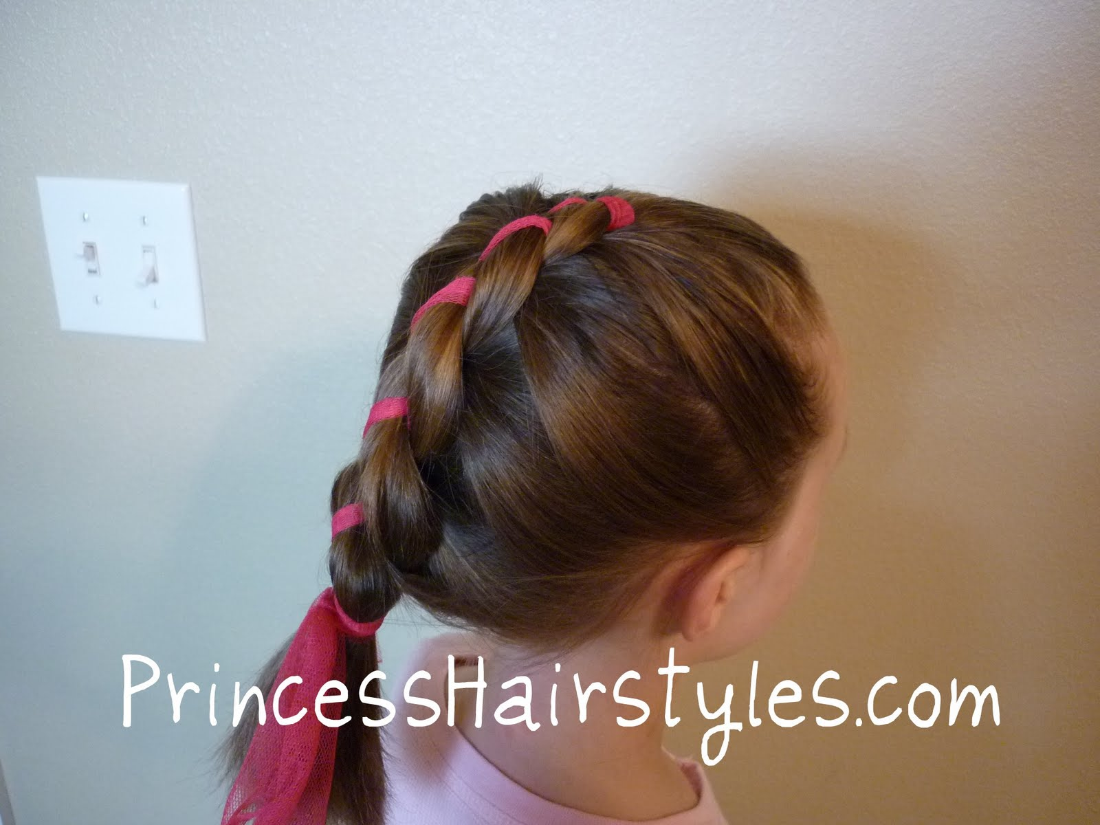 how to make a hair headband : think this has to be the easiest french braid ever! So, those of you ...