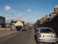 """ulice na skotskem+""""moj"""" avtek"""