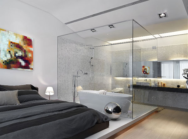 Modern-luxury-bedroom-home-interior-design-with-comfortable-bed-design-and-with-relaxing-luxury-bathroom-area-design.