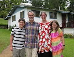 Our Missionary Family in PNG