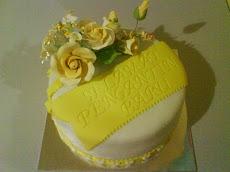 Fondant Cake 4