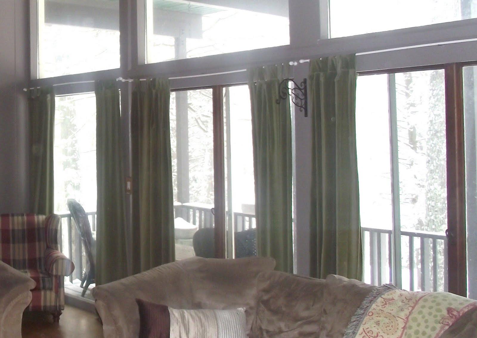inexpensive window treatments 2017 - Grasscloth Wallpaper