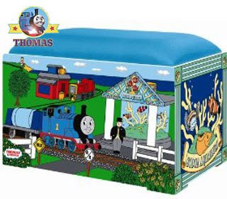 A special day on Sodor aquarium set storage box