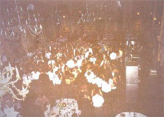 Lavish Empire Napoleon suite cafe royal London dance floor