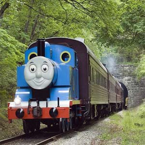 thomas tank jigsaw game